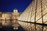 Bart Ceuppens 2016 - Louvre by night